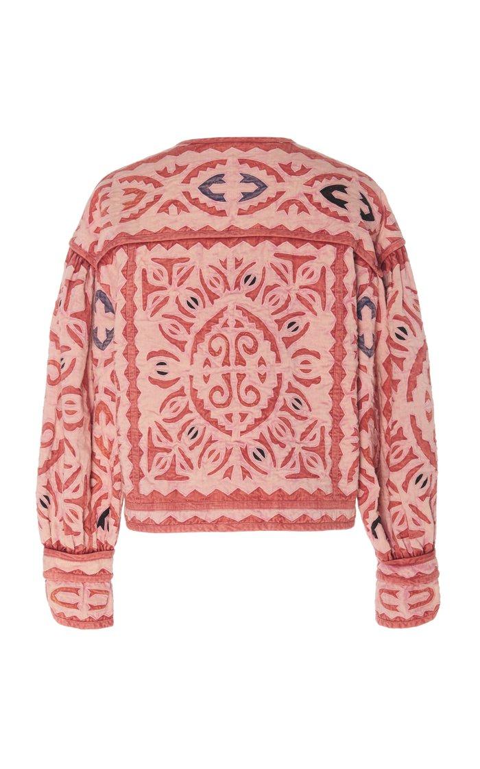 Marisela Cotton Jacket