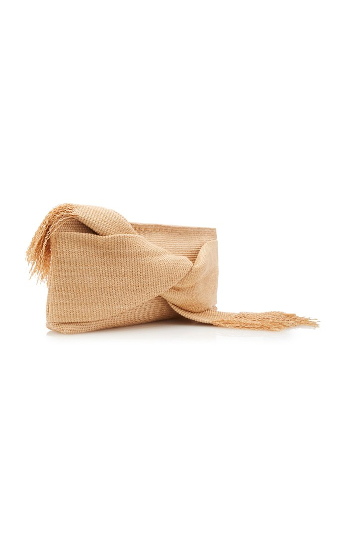 Banu Canvas Clutch