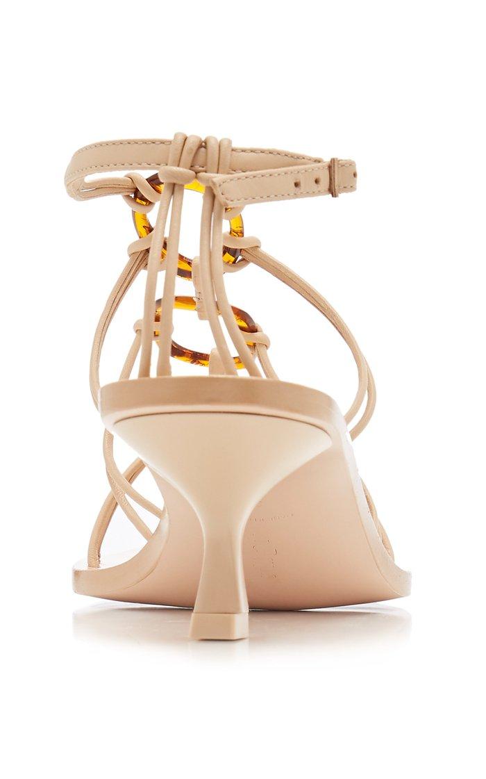 Ziba Leather Sandals