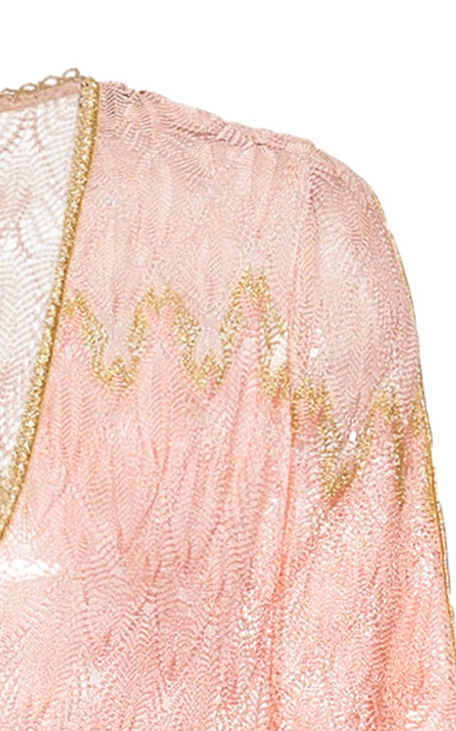 Mesh Ombre Cover Up