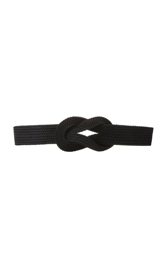 Twisted Rope Belt