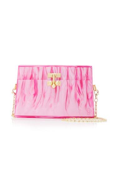 Miss Mini Marbled Acrylic Bag