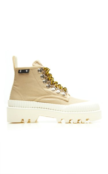Shell Combat Boots