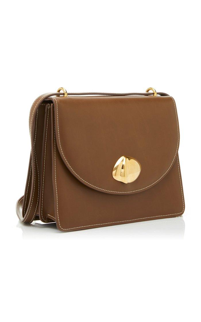 Everyday Leather Shoulder Bag