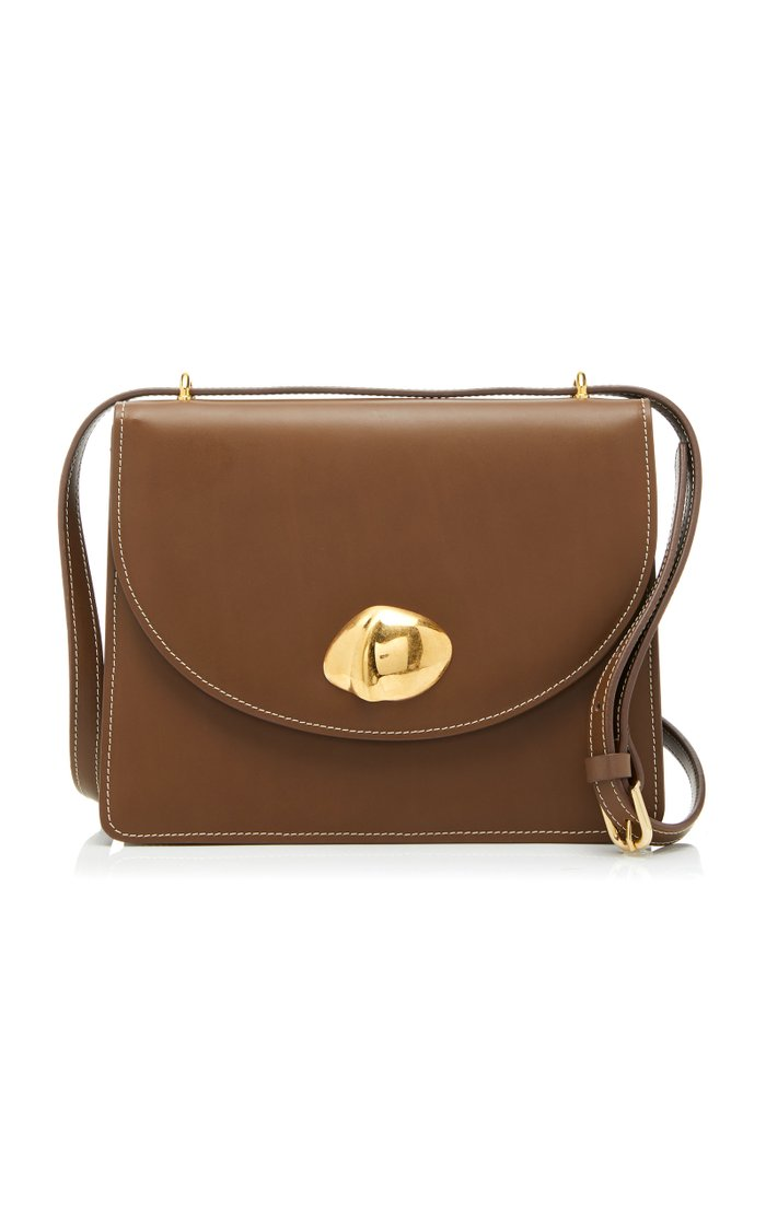 Everyday Leather Shoulder Bag