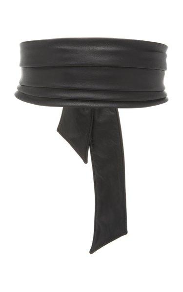 Layered Leather Belt