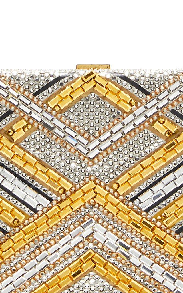 Gaia Swanson Crystal Clutch