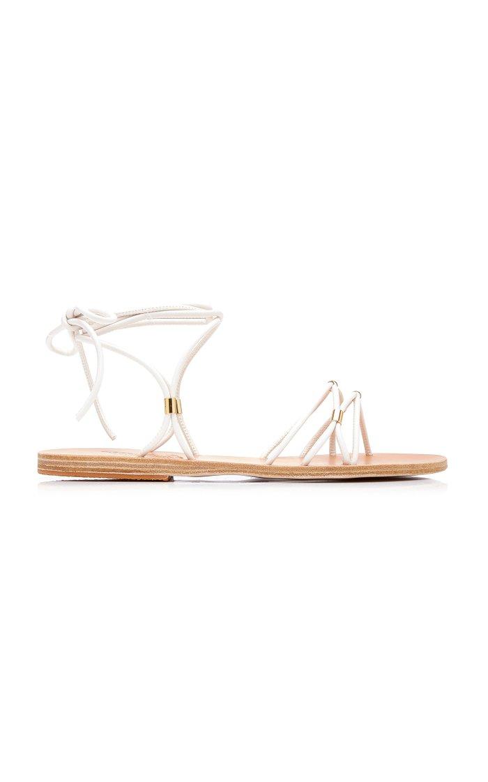 Persida Leather Sandals