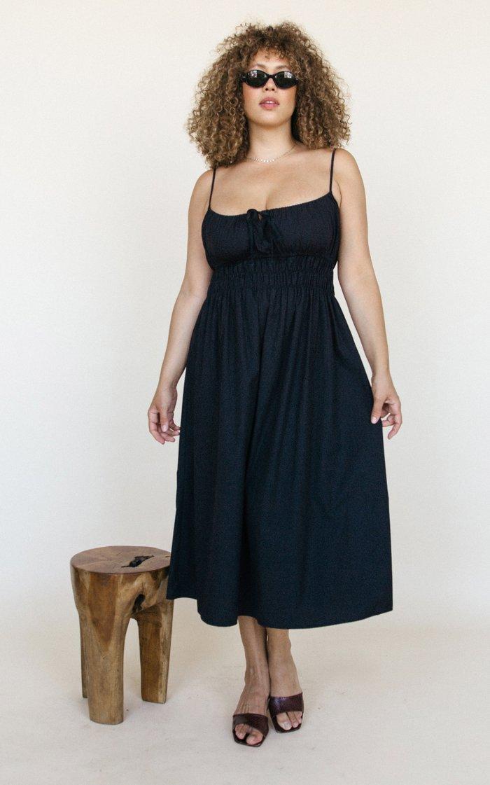 Gabriela Cotton Dress