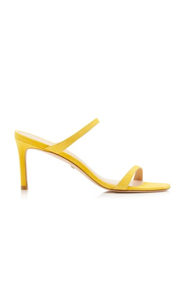 Aleena Suede Sandals