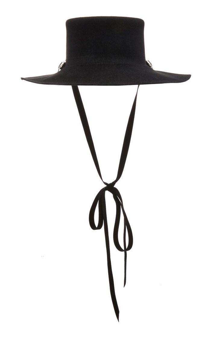 Longing Gaucho Angora Hat