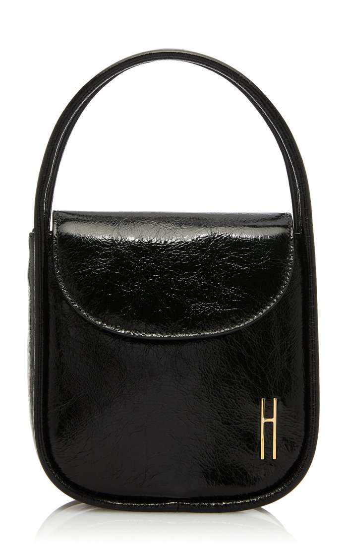 Lucy Patent Leather Shoulder Bag