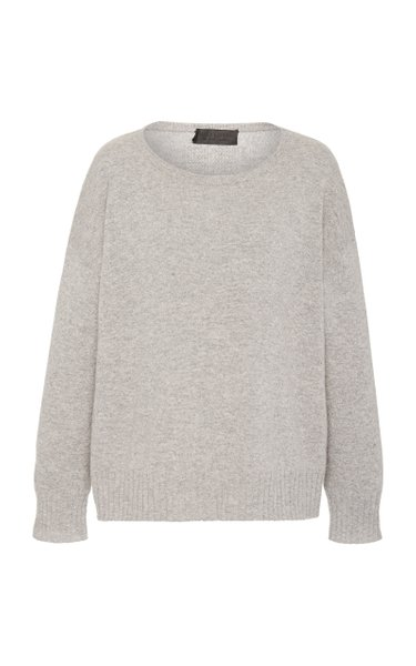 Boyfriend Oversized Cashmere Sweater
