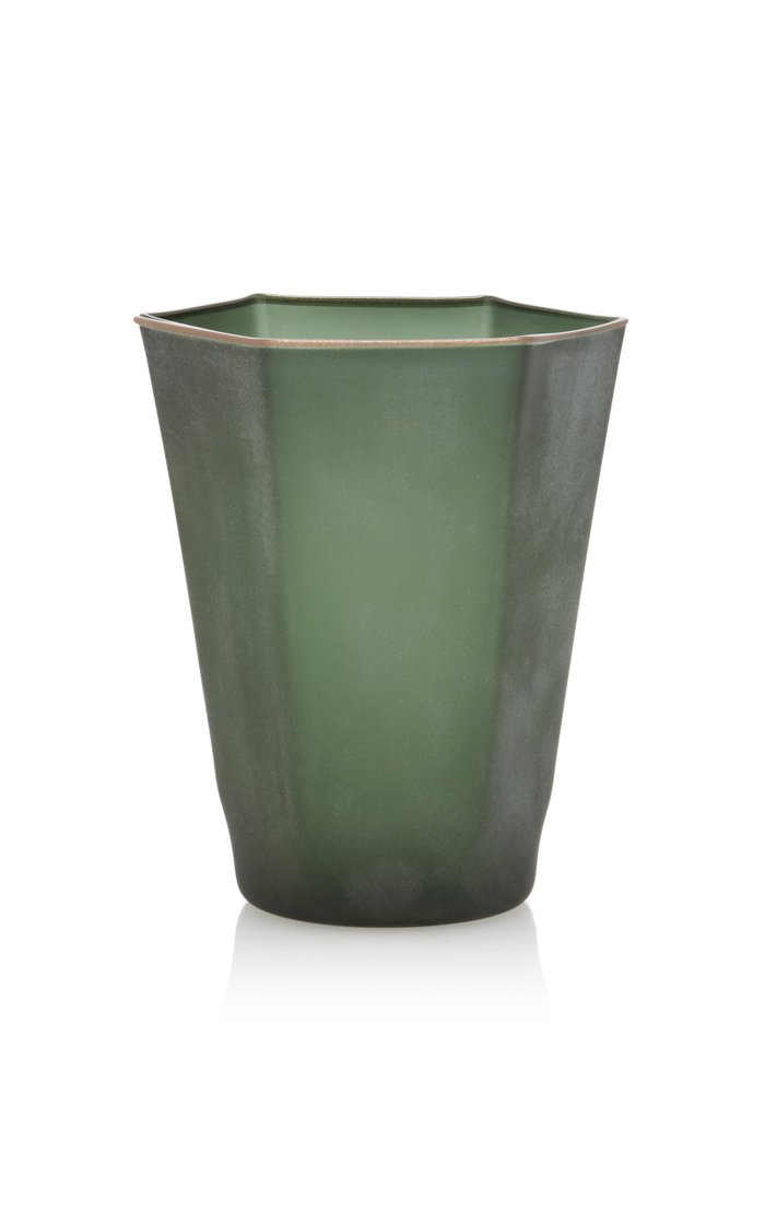 Frosted Glass Tumbler