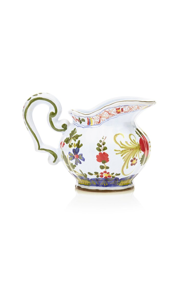 Carnation Porcelain Tea Set (17 PC)