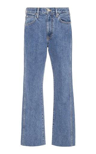 Hero Rigid High-Rise Straight-Leg Jeans