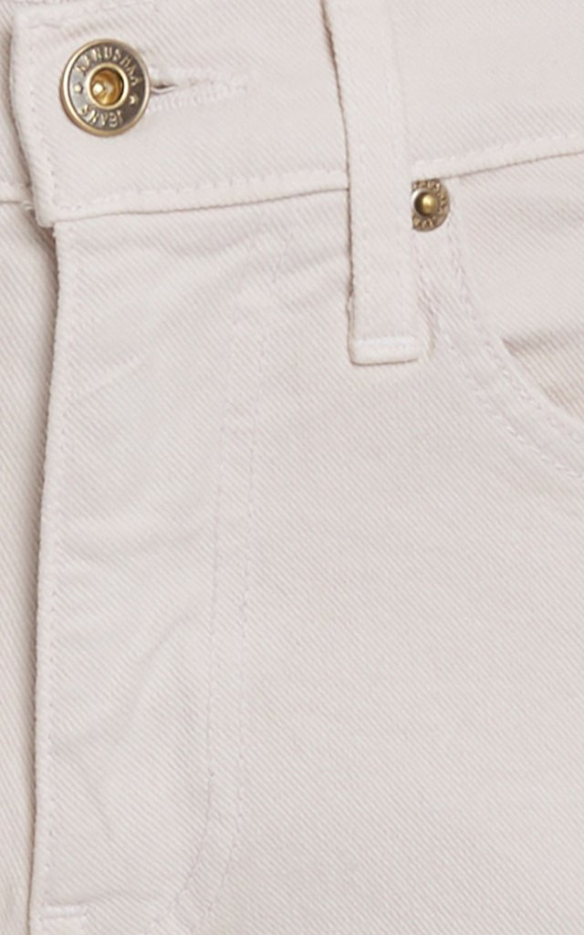 Kiki Stretch-Denim Bermuda Shorts