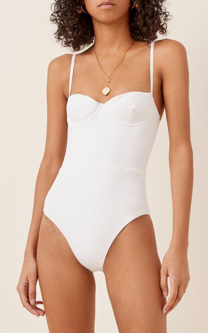 Balconette One-Piece Swimsuit