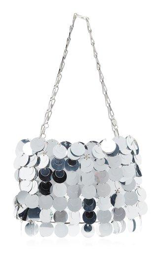 Sparkle 69 Sequined Shoulder Bag