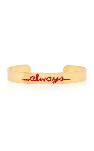Always Gold-Plated Cuff