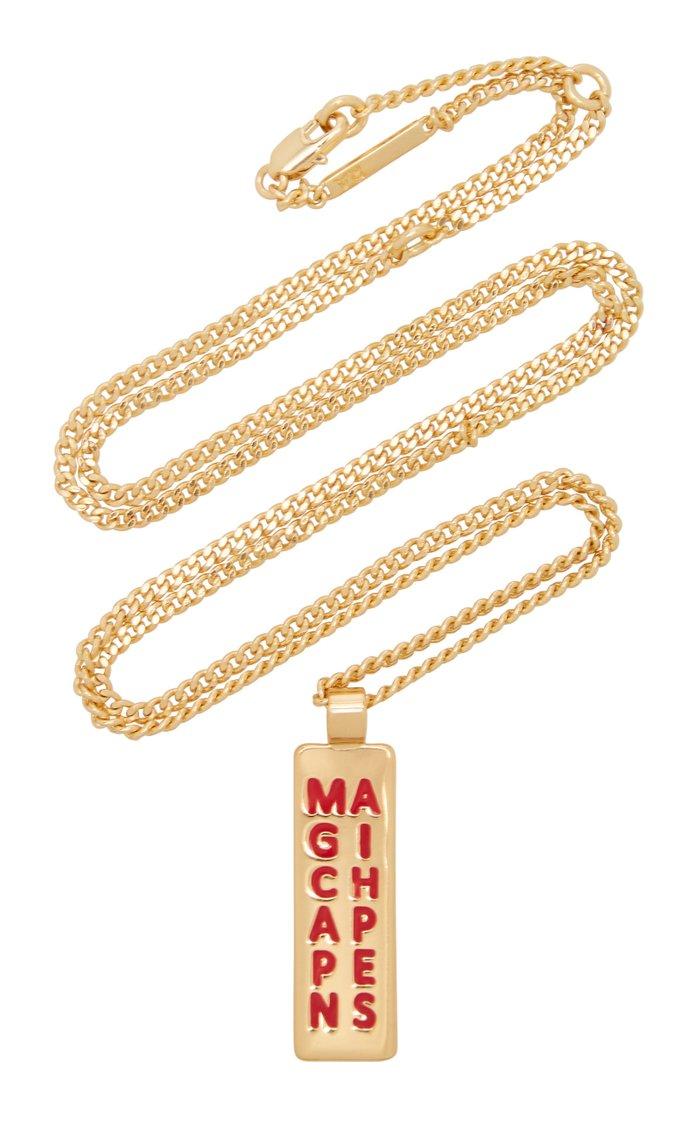 Magic Happens Gold-Tone Necklace