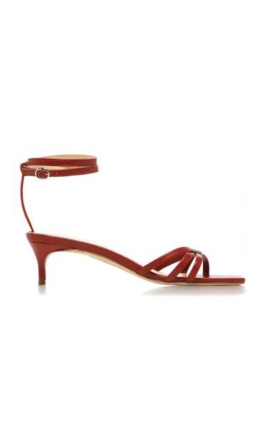 Kaia Leather Sandals