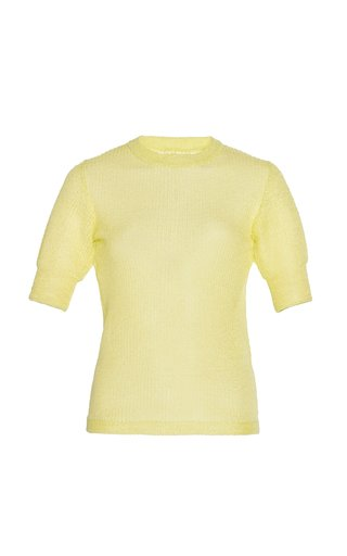 Tippi Cotton-Knit Top
