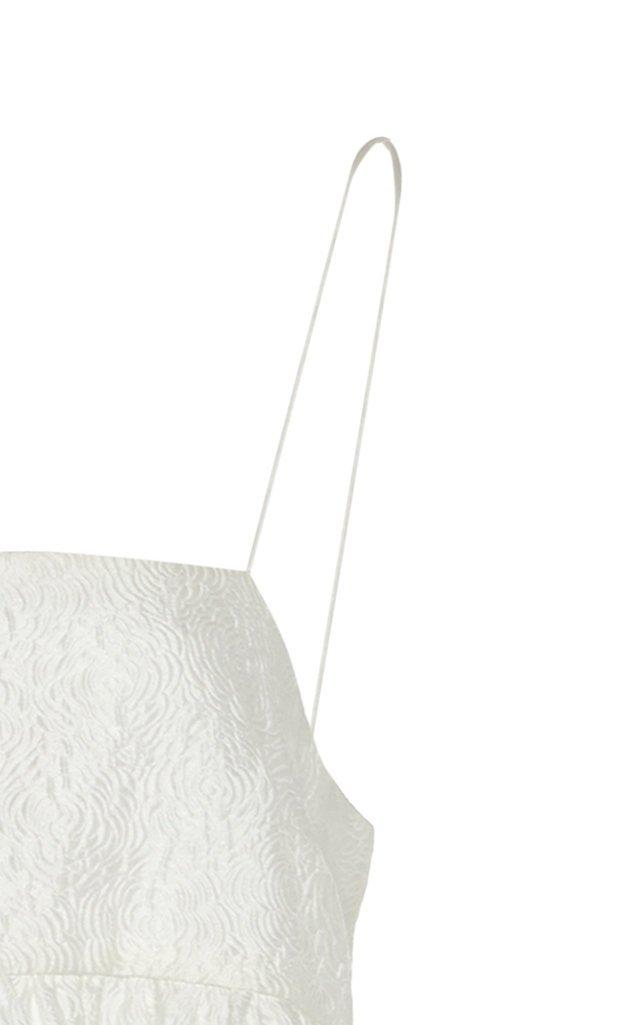 Emilia Silk-Blend Top