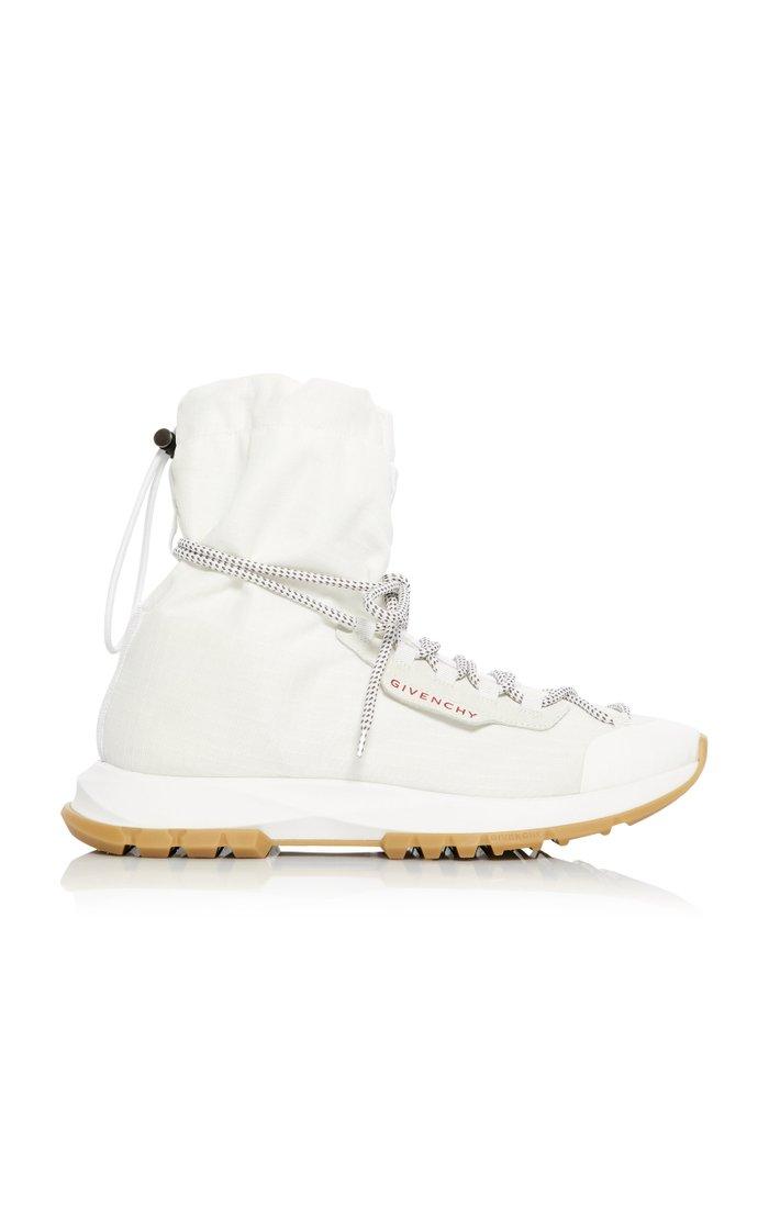 Spectre Ripstop High-Top Sneakers