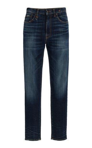 Kate Stretch High-Rise Slim-Leg Jeans
