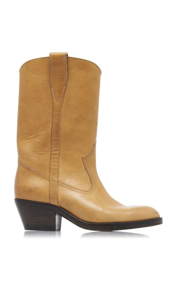 Danta Leather Boots