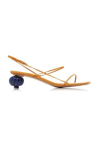 Manosque Suede Sandals