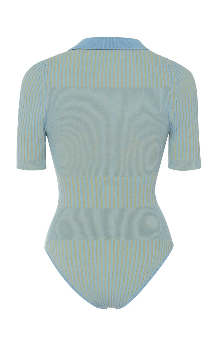 Le Body Yauco Rib-Knit Bodysuit
