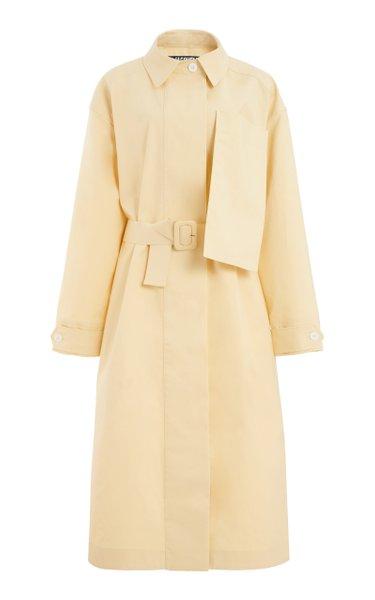 Le Manteau Camiseto Cotton Trench Coat