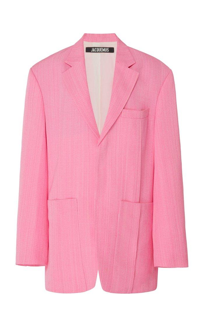 La Veste D'Homme Oversized Menswear Blazer