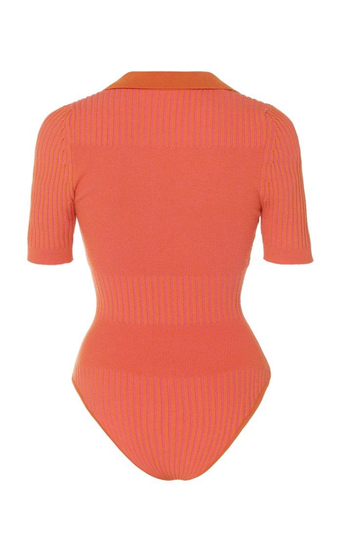 Le Body Yauco Stretch-Knit Bodysuit