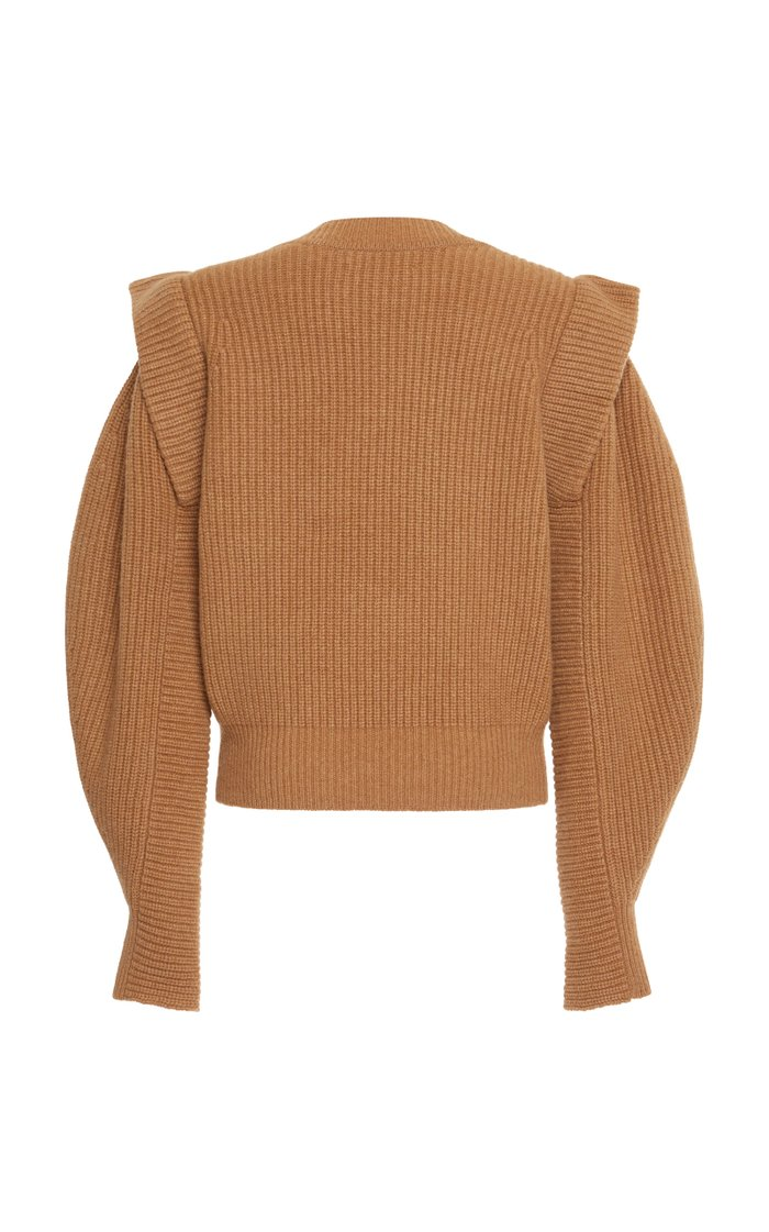 Jody Wool And Cashmere Blend Sweater