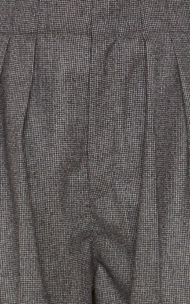 Magli Wool Tapered Pants