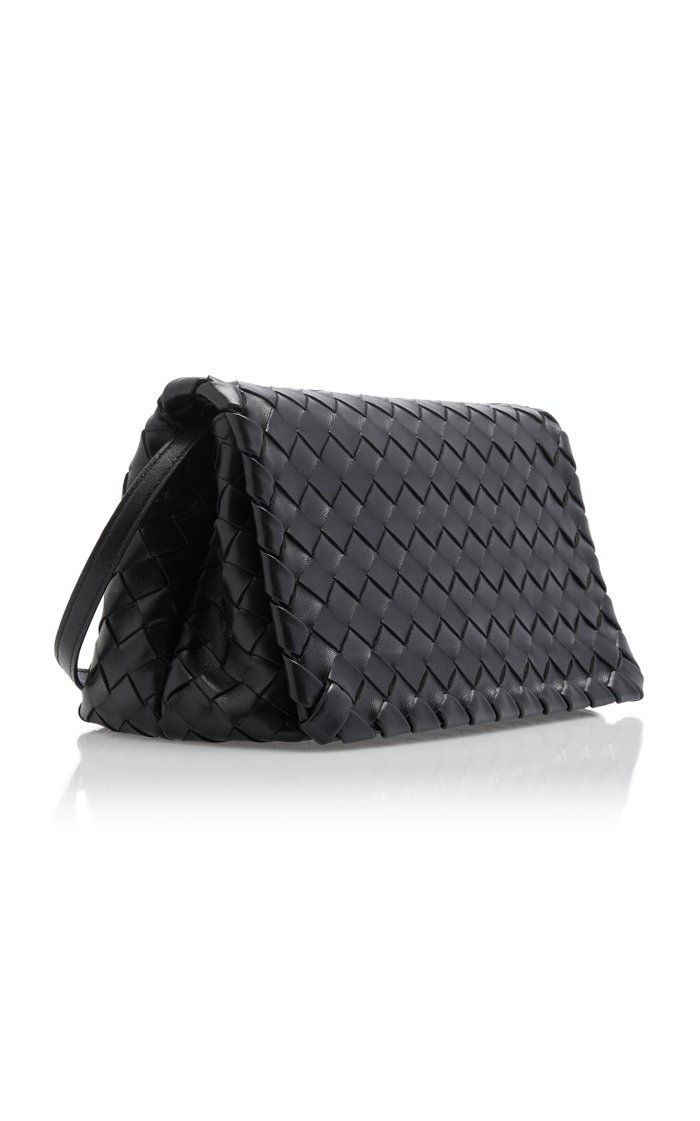 Intrecciato Shoulder Bag