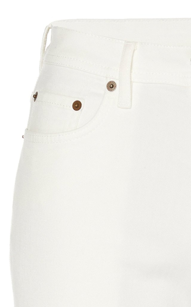 River White Denim Jeans