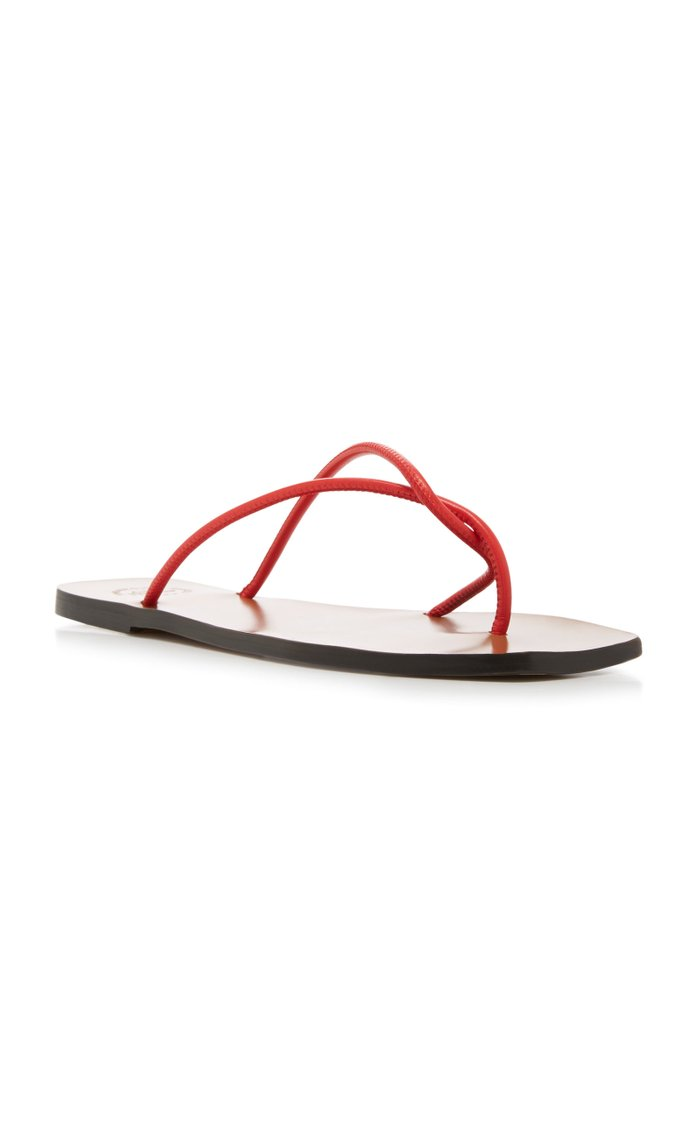 Alessano Leather Sandals