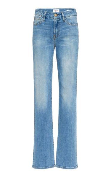 Le Mini Boot Mid-Rise Bootcut Jeans