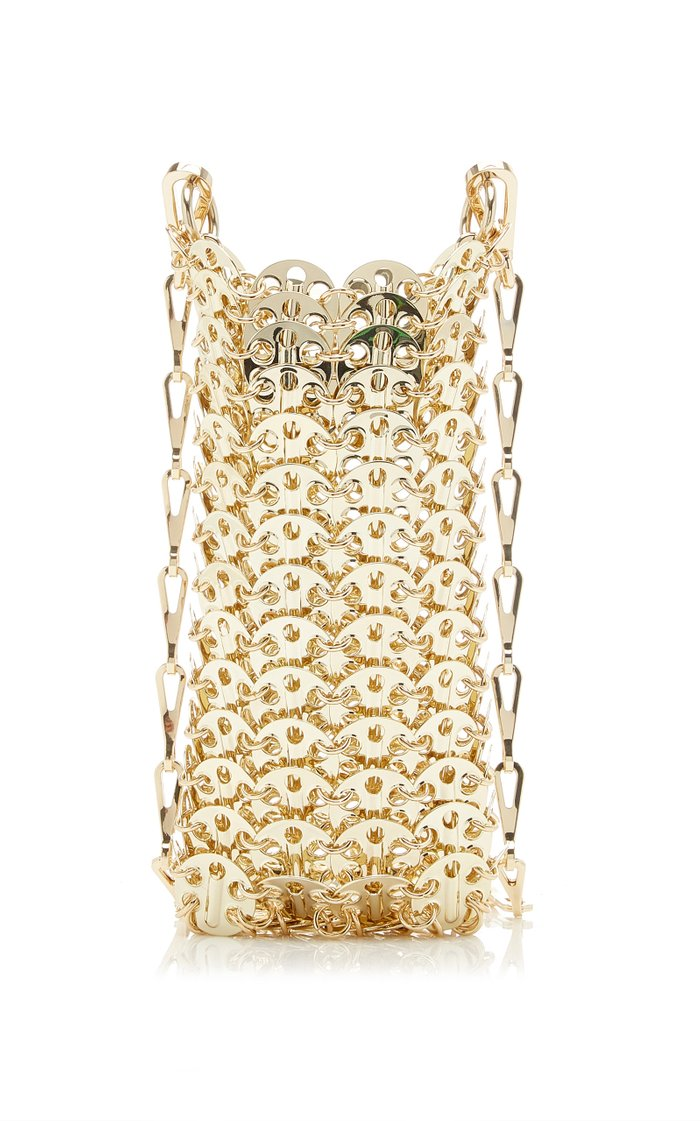 Mini Chainmail Shoulder Bag