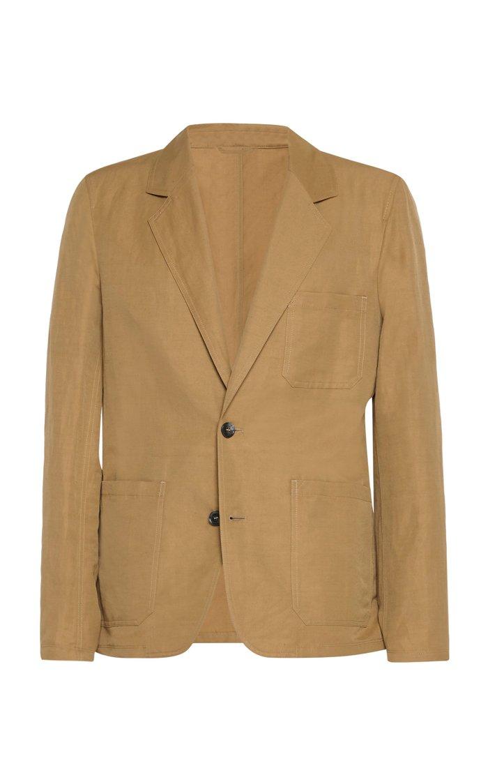 Qi Shu Silk Jacket