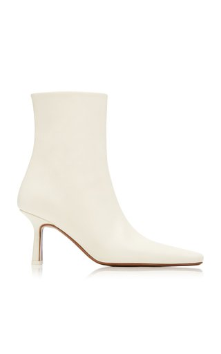 Menea Leather Ankle Boots