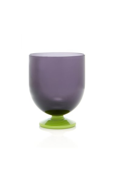 Two-Tone Water Glass