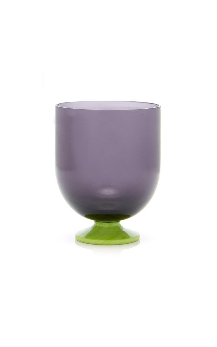 Two-Tone Wine Glass