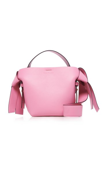 Musubi Mini Leather Bag