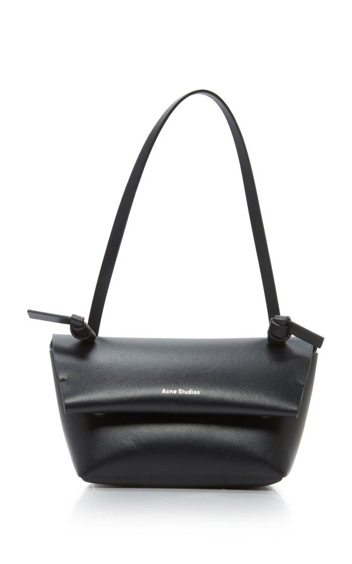 Mini Leather Pouch Bag