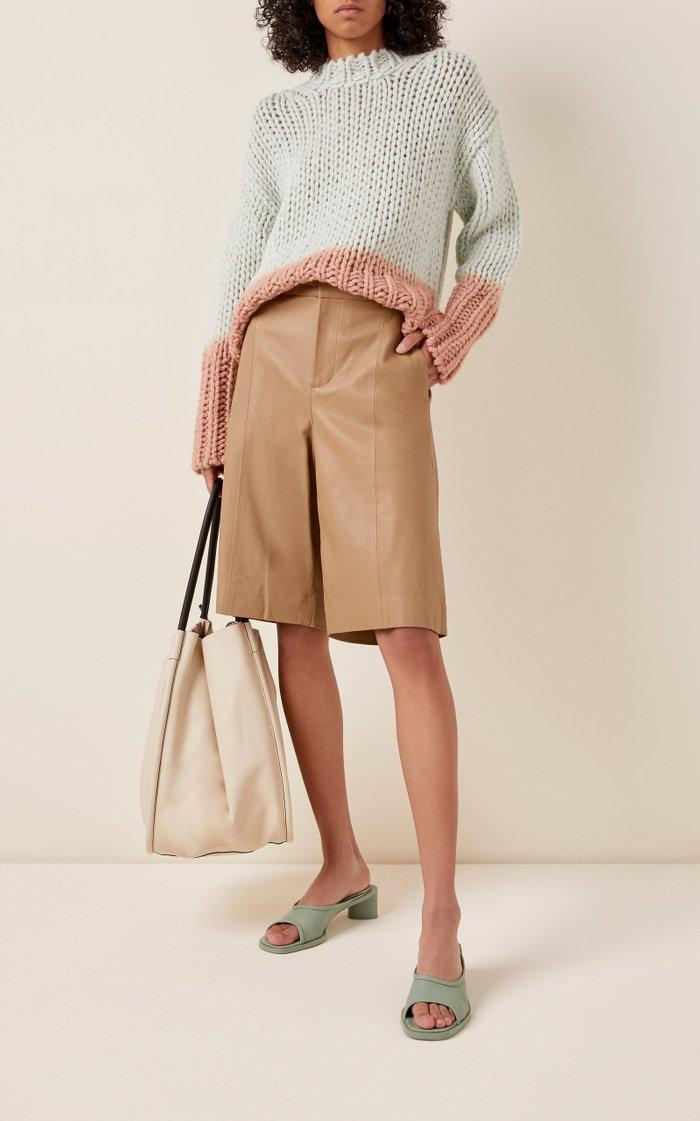 Kirene Dip-Dye Wool-Blend Sweater